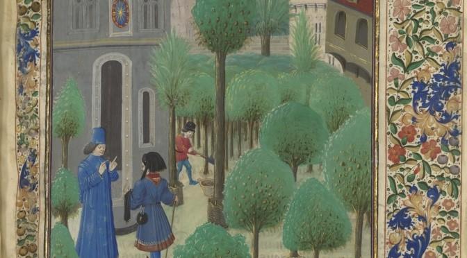 L'arbre et le livre au Moyen Âge par Alice Laforêt