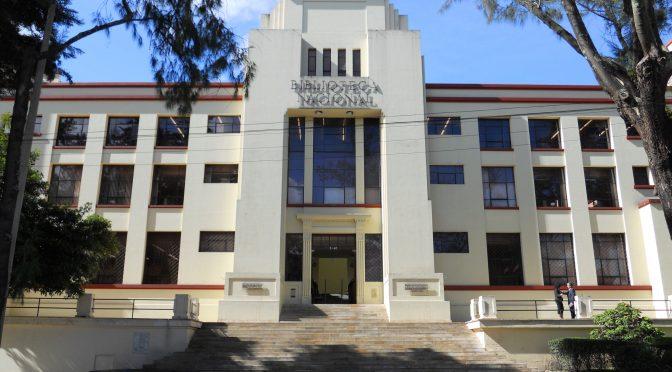 La Bibliothèque Nationale de Colombie