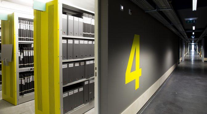 Les Archives du département du Rhône et de la métropole de Lyon : retours de stages