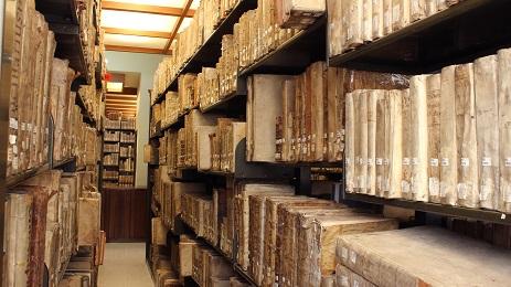 Livres anciens de la Bibliothèque nationale de Colombie