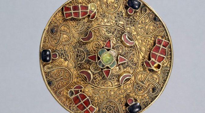 «Les Temps Mérovingiens», au Musée du Moyen Âge de Cluny