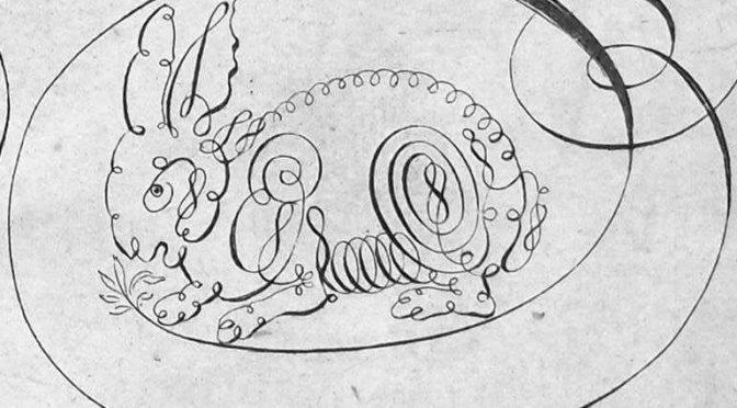 «Aux plumes d'or» : les maîtres écrivains au XVIIe siècle