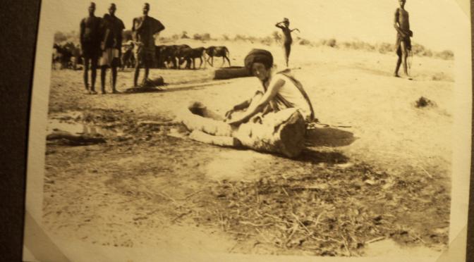 Voyage en Mauritanie avec Odette du Puigaudeau (1894-1991), par Jeanne Sébastien