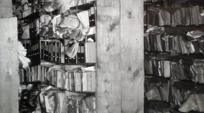 Le sens du temps : un regard ethnographique sur les archives
