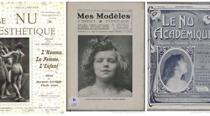 Entre illégitimité et illégalité, mise à nu des premières revues de modèles photographiques à destination des artistes