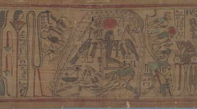 Les papyrus mythologiques égyptiens