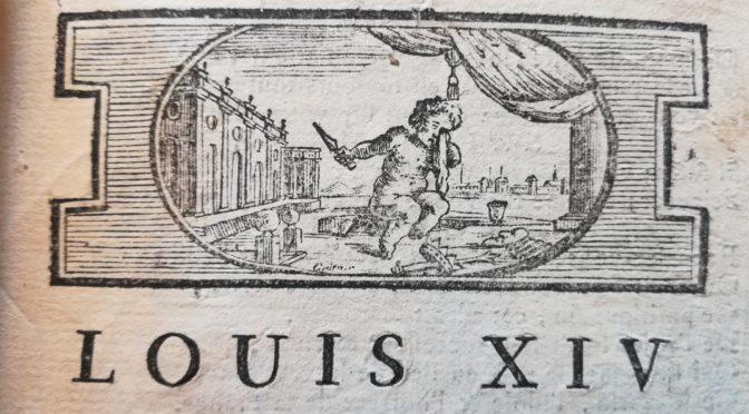 Louis XIV et le masque de fer
