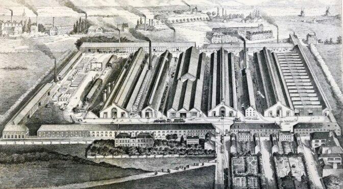 La Compagnie de Fives-Lille : heurs et malheurs d'un fleuron de l'industrie mécanique et métallique française (1861-1958)